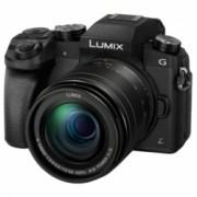 Panasonic Lumix DMC-G7M Aparat Foto Mirrorless Kit cu Obiectiv G Vario 12-60mm f/3.5-5.6 Power OIS