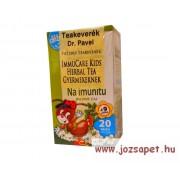 Pavel Vana - ImmuCare Herbal Tea Gyermekeknek, 20 filter