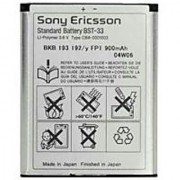 Sony Ericsson Bst-33 Battery - 100 Original