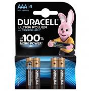 Duracell MX2400 LR03 AAA elem 4db/bliszter (ár/db) UltraPower