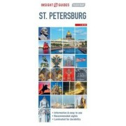 Insight Guides Flexi Map St Petersburg (4th Ed.)