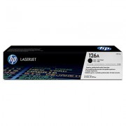 HP 126A Black LaserJet PRO 100 Print Cartridge (up to 1200 pages) (CE310A)
