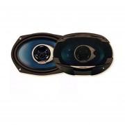 Parlantes Para Auto Philco SPO1693 300 Watts-Azul