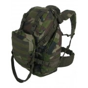 Plecak Overload Backpack CAMO Military Gear 60L Woodland
