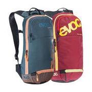 Evoc CC 6 L Team Backpack + 2 L Bladder