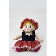 Baby Doll Girl Sweety Flower Net Pink Color by Lovely Toys