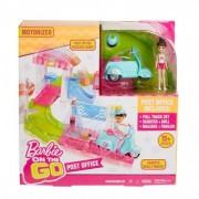 Barbie On The Go Posta FHV85 set de joaca