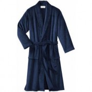 """""""Triton"""" Morning Gown, 46 - Blue"""