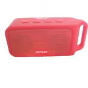 SONILEX SL-BS-255FM HIGH BASS BLUETOOTH SPEAKER ( SUPPORT BLUETOOTH CALLING TF CARD USB AUX CABLE )