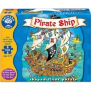 Puzzle Orchard Toys Pirate Ship