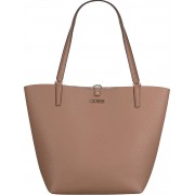 Guess Handtas Alby Toggle Tote Roze