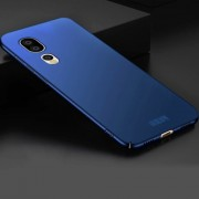 MOFI for Huawei P20 Pro Frosted PC Ultra-thin Edge Fully Wrapped Protective Back Cover Case(Blue)