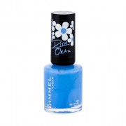 Rimmel London 60 Seconds By Rita Ora smalto per unghie gel a rapida asciugatura 8 ml tonalità 860 Bestival Blue