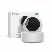 Camera IP Sonoff GK-200MP2-B, wireless, full HD, 360 grade, Infrared c