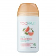 TooFruit Mon premier déodorant bio Pamplemousse Menthe - Sans alcool - 50ml