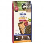 2x15kg Bosch Adult com cordeiro e arroz ração