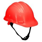 Casca de protectie industriala / rosu