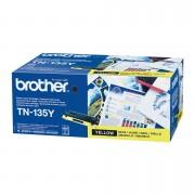 Brother TN135Y Toner Gul XL