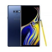 "Samsung electronics iberia s.a Telefono movil smartphone samsung galaxy note 9 ocean blue / 6.4"" / 128gb rom / 6gb ram / 12 + 12 mpx - 8 mpx / octa core / dual"