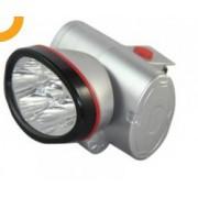 Lanterna de cap frontala reincarcabila cu 9 LEDuri