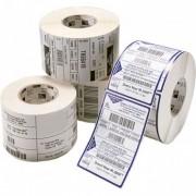 Etiquetas Compativeis ZEBRA - 101.5mm x 152mm 500 unidades Papel térmico Perfuradas - 800284-605/800264-605