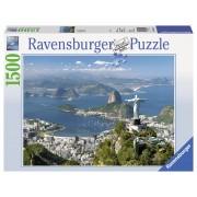 Ravensburger puzzle vedere din rio, 1500 piese