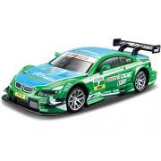 Bburago - 1/32 BMW M3 # 7 Augusto Farfus (Green)