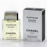 Chanel Egoiste platinum - eau de toilett uomo 50 ml vapo