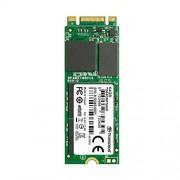 Transcend 64 GB SATA III MTS600 60 mm M.2 SSD (TS64GMTS600)