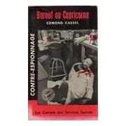Barouf au Capricorne - Edmond Cassel - Livre
