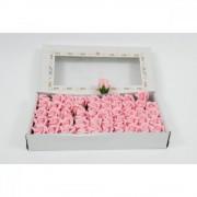 Trandafiri De Sapun 50/set Roz