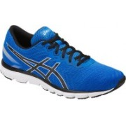 Asics GEL - ZARACA 5 - DIRECTOIRE BLUE/BLACK/SILVER Running Shoes For Men(Multicolor)