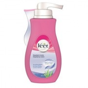 Veet Cremă depilatoare pentru pielea sensibilă 400 ml