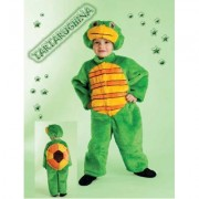 Costume tartarughina baby tg. 1/2
