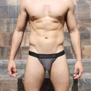 McKillop Xtreme Sphere Brief Underwear Dark Grey XBSP-DG1