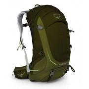 Osprey Stratos 34 - zaino trekking - Gator Green