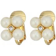 LAUREN Ralph Lauren Two Dozen Roses 17 in Torsade Necklace GoldPinkPearl