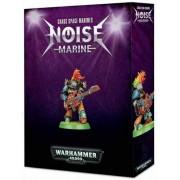 Warhammer 40.000 - Chaos Space Marines Noise Marine