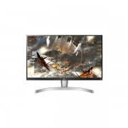 "LG UHD Monitor 27"" - 27UL650-W 3840x2160, 16:9, 350 cd/m2, 5ms, HDMIx2, DisplayPort, Audio-out, VESA DisplayHDR400"