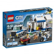 LEGO CITY Le poste de commandement mobile 60139