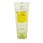 Acqua Colonia Lemon & Ginger Aroma Shower Gel 200ml/6.8oz Acqua Colonia Lemon & Ginger Gel de Duș Aromat