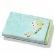 Бебешка микрофибърна пелена - Жираф, 1401 03 Babyono, 0230008