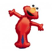 Elmo Full Body Mini Shape Balloon (1 ct) (1 per package)