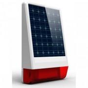 Sirena Wireless / Cavo con pannello solare / fotovoltaico