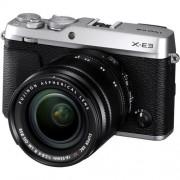Fujifilm X-E3 + 18-55mm F/2.8-4 XF R LM OIS ARGENTO - MANUALE ITA - 2 anni di garanzia