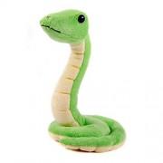 WuKong Little Green Snake Plush Toys False Snakes