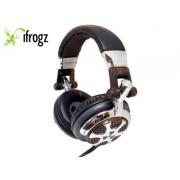 IFROGZ EAR POLLUTION DJ HUSTLE