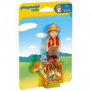 Фигурка Плеймобил - Дресьор с тигър, Playmobil, 2900187