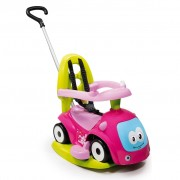 Smoby 4-in-1 Ride-on Car Maestro Pink and Fuchsia