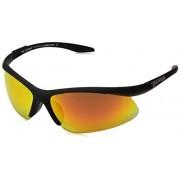 Peppers Pepper's Ricochet Polarized Rimless Sunglasses, Black, 74 mm